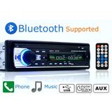 Car/ Stereo Bluetooth,usb, Aux, Tarjeta Sd, Manos Libres