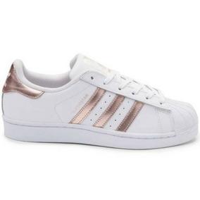 Tênis adidas Superstar Originals Rose Gold E Outras Cores