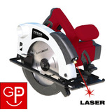 Sierra Circular Tuxor 1200w Con Laser Insuperable G P