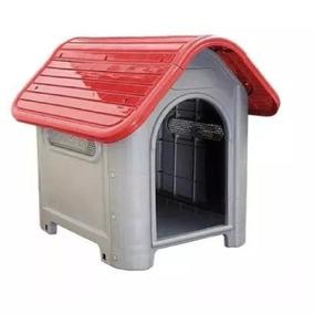 Casa Casinha Nº 3 Cachorro Plástico Melhor Frete Vermelho