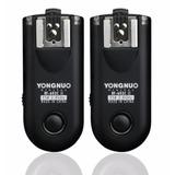 Radio Flash Trigger Yongnuo Rf603c Ii Canon T1i T2i T3i T4i