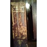 Obras Completas William Shakespeare Edit. Aguilar 1951