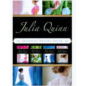 Kit Livros Quarteto Smythe Smit - 4 Livros - Julia Quinn
