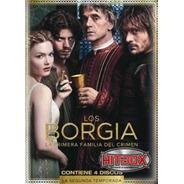 Serie Los Borgia Temporada 2 Dvd