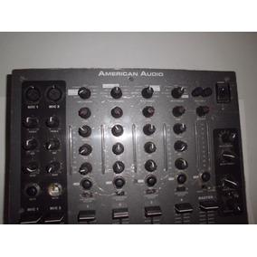 Mezclador American Audio Mx 1400 Usado