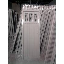 Puerta Chapa Simple 60 O 70cm