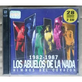 Cd Abuelos De La Nada Himnos Del Corazon 1982 1987