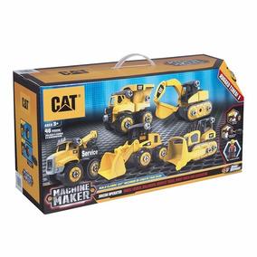 Maquinas Armables Caterpillar
