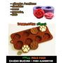 Caucho Alimentos - Moldes Para Hielo / Chocolate / Cupcake