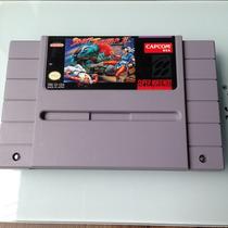 Cartucho Street Figther 2 Original - Super Nintendo - Snes