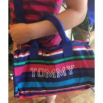 Bolsa Tommy Hilfiger Para Viagem Academia - Duffle Bag