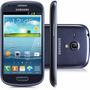 Promoção! Samsung S3 Mini I8190 Azul Original 5mp 8gb