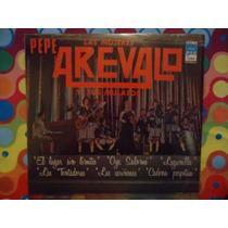 Pepe Arevalo Y Sus Mulatos Lp Las Mujeres 1980