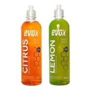 Kit Shampoo Lemon 500ml E Citrus 500ml Evox