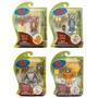 Set Pack Tom Y Jerry 4 Figuras Articuladas Jazwarares Inc