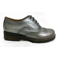 Zapatos Mocasin Omarelo Venne E-310 Estilo Brogue Oxford Mod