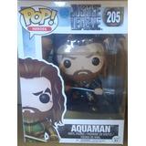 Funko Pop Aquaman De Justice League!!