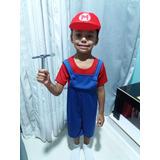 Fantasia Super Mario Infantil