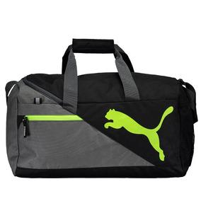 Bolsa Puma Fundamentals Sports Preta