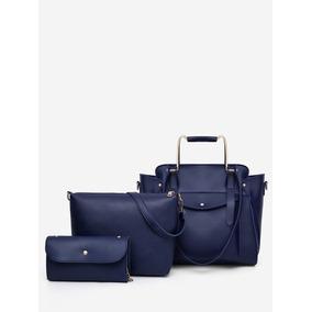 b1c7712a4 Bolsa Grande Para Viaje - Bolsas y Carteras Azul marino en Mercado ...