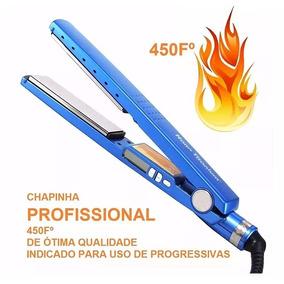 Chapinha Profissional Nano Titanium 450f Bivolt