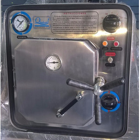 Autoclave Quadrant Mod E-015