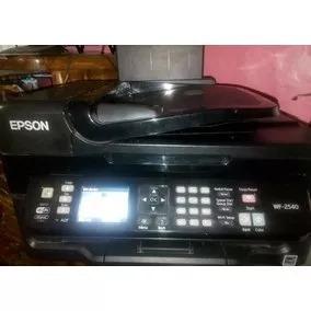 Impresora Multifuncional Epson Wf 2540