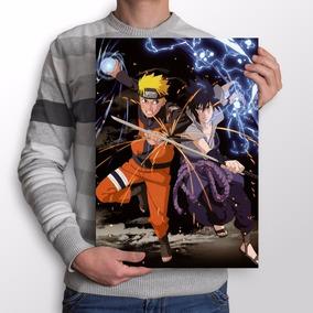 Poster Naruto E Sasuke