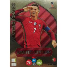 Cards Copa 2018 Adrenalyn Limited Edition Cristiano Ronaldo
