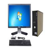 Pc Dell Optiplex Core 2duo 2gram 80gdd Mon17 La Mas Rapida