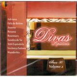 Cd - Divas Populares Volume 2 Adriana Fafa Rosana Joanna