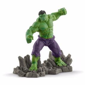 Figura De Ação Schleich Marvel Hulk