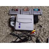 Super Nintendo (sin Juegos)