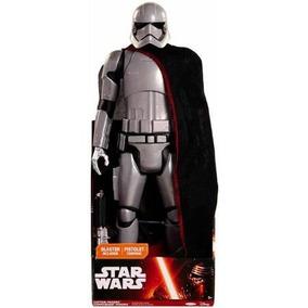 Star Wars Captain Phasma Con Accesorio Jugueteria Bunny Toys