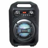 Parlante Amplificador Bt Karaoke + Microfono 1221 Fernapet