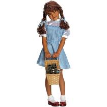 Asistente Vestuario Rubie Vestuario Dorothy Oz Color Niños P