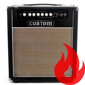 Amw Custom Dg2-15rc Cubo Amplificador Guitar Valvulado 220v.