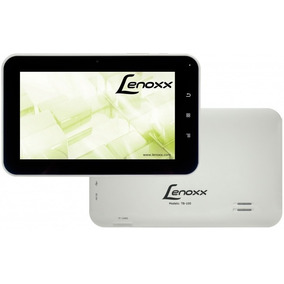 Tablet 8gb Sistema Android 4.0 Tela Capacitiva Lenoxx