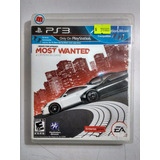 Juego Need For Speed Most Wanted Ps3 Despachamos Hoy