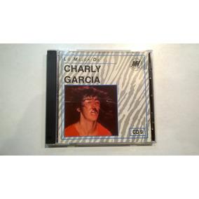 Lo Mejor De Charly García - Cd 1992 Made In Usa Nuevo