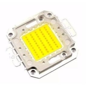 Chip Led 50w Para Reposição De Refletor 50w (chip 1° Linha)