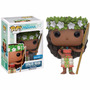 Disney Filme Moana Boneca Pop Funko Exclusivo Walmart #217