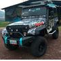 Parachoques Delantero Jeep Cj/wrangler