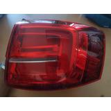 Calavera Derecha Led Volkswagen Jetta A6 Gli Smoke 15-17