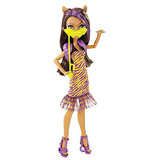 Monster High Dance The Fright Away Clawdeen Wolf Muñeca