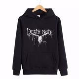 Moletom Death Note Lindo Otima Qualidade Prompção