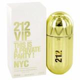 Perfume Importado De Mujer Carolina Herrera - 212 Vip 50ml