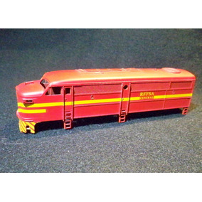 Carroceria Locomotora Frateschi 3206 - H0 - Ferromodelismo