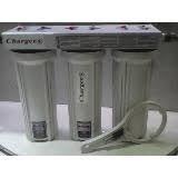Charger Kit De Filtro Triple Vacio Color Blanco