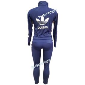 Pants adidas Licra Deportiva Dama Chamarra Y Pantalon Uni